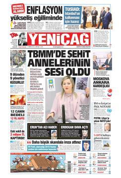 Türkiye'de Yeni Çağ - 05 Temmuz 2019