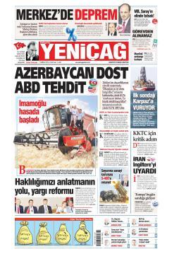 Türkiye'de Yeni Çağ - 07 Temmuz 2019