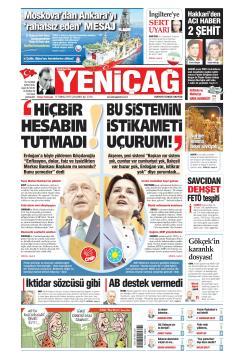 Türkiye'de Yeni Çağ - 10 Temmuz 2019