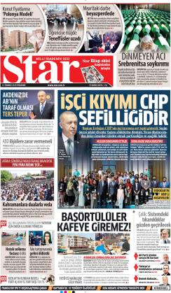 STAR - 11 Temmuz 2019