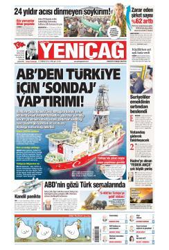 Türkiye'de Yeni Çağ - 12 Temmuz 2019
