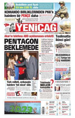 Türkiye'de Yeni Çağ - 14 Temmuz 2019