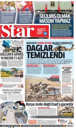 STAR - 22 Ağustos 2019