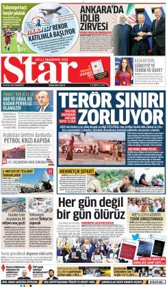 STAR - 16 Eylül 2019