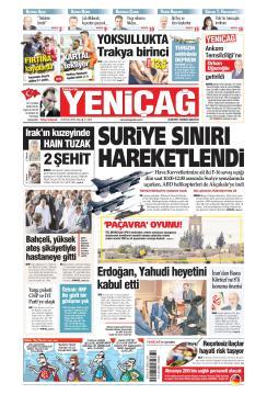 Türkiye'de Yeni Çağ - 24 Eylül 2019
