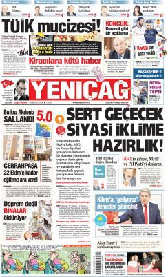 Türkiye'de Yeni Çağ - 04 Ekim 2019