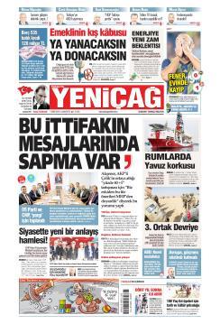 Türkiye'de Yeni Çağ - 05 Ekim 2019