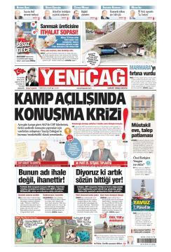 Türkiye'de Yeni Çağ - 06 Ekim 2019