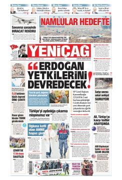 Türkiye'de Yeni Çağ - 07 Ekim 2019