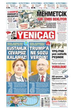 Türkiye'de Yeni Çağ - 09 Ekim 2019
