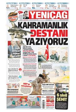 Türkiye'de Yeni Çağ - 11 Ekim 2019