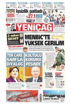 Türkiye'de Yeni Çağ - 16 Ekim 2019