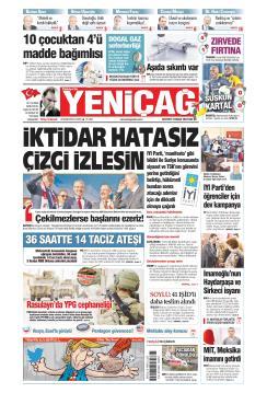 Türkiye'de Yeni Çağ - 20 Ekim 2019