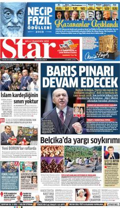 STAR - 09 Kasım 2019