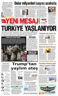 YENİ MESAJ - 09 Kasım 2019