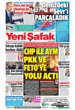 YENİ ŞAFAK - 30 Kasım 2019