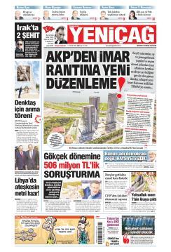 Türkiye'de Yeni Çağ - 14 Ocak 2020