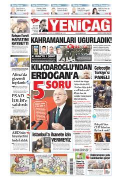 Türkiye'de Yeni Çağ - 18 Ocak 2020