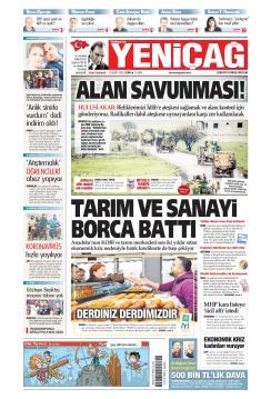 Türkiye'de Yeni Çağ - 14 Şubat 2020