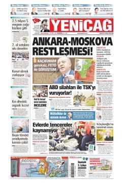 Türkiye'de Yeni Çağ - 20 Şubat 2020