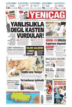 Türkiye'de Yeni Çağ - 23 Şubat 2020
