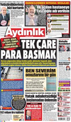 AYDINLIK - 03 Nisan 2020