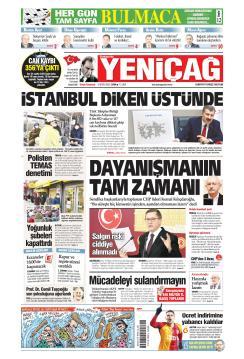 Türkiye'de Yeni Çağ - 03 Nisan 2020
