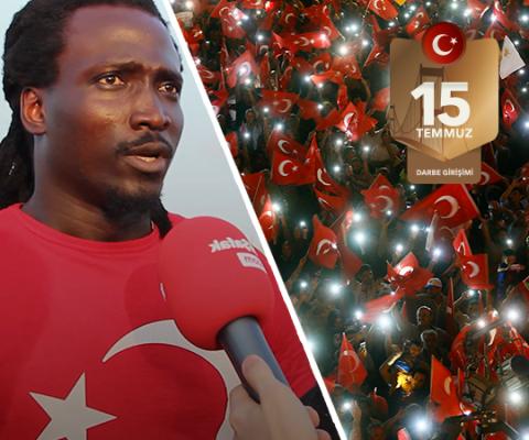 Milyonlar Yenikapı'da demokrasiye sahip çıktı