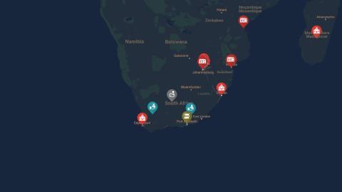 FETÖ Yapılanması - Güney Afrika