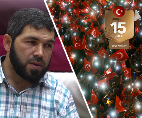 He was shot while trying to save Halil Kantarcı