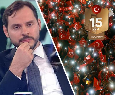 Putschists repelled by President Erdogan's sagacity