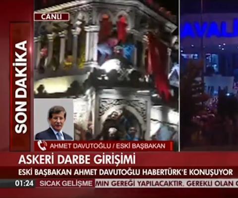 Davutoğlu: En büyük ihanet