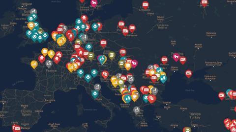 FETÖ Yapılanması - Kuzey Avrupa