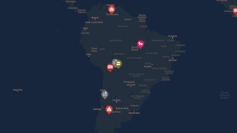 FETÖ Yapılanması - Güney Amerika