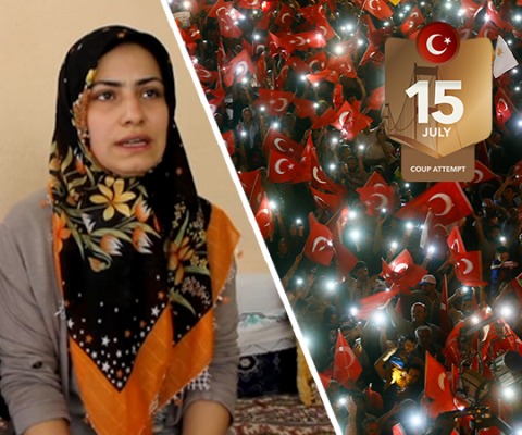 He is my child but Turkey's martyr