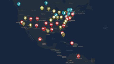 FETÖ Yapılanması - Kuzey Amerika
