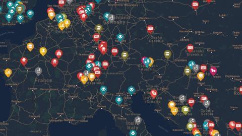 FETÖ Yapılanması - Güney Avrupa