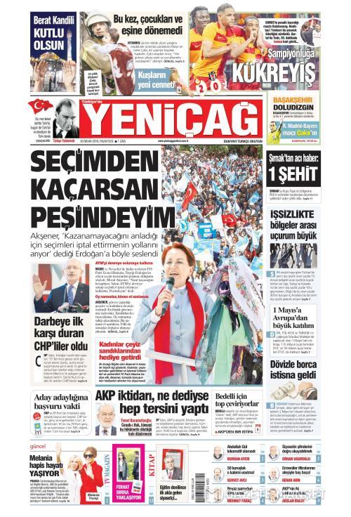 Türkiye'de Yeni Çağ - 30 Nisan 2018