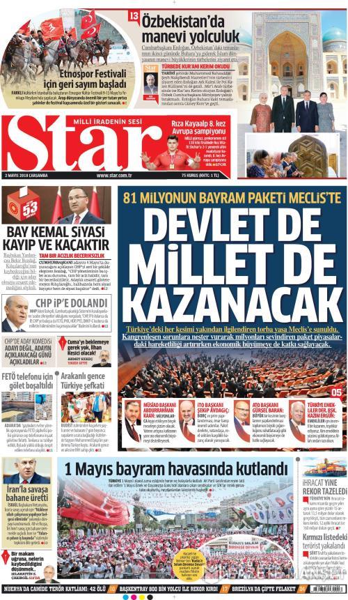 STAR - 02 Mayıs 2018