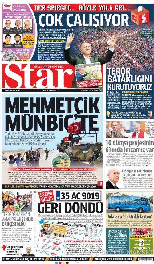 STAR - 19 Haziran 2018