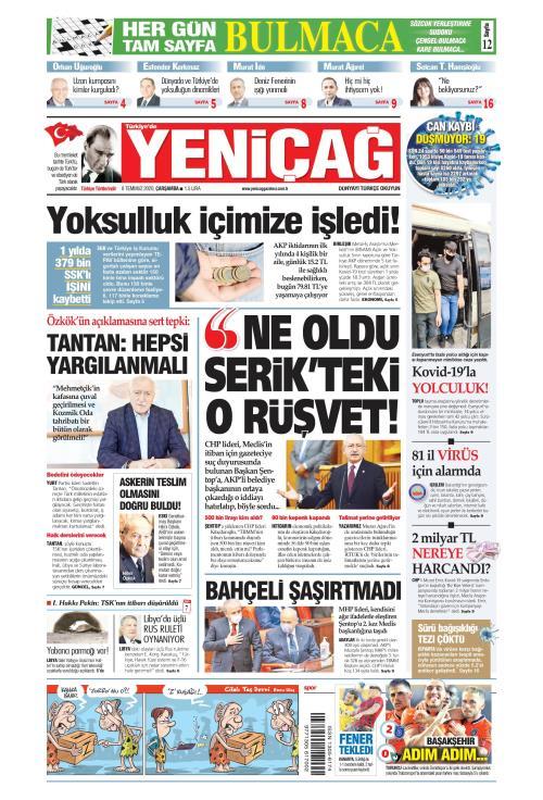 Türkiye'de Yeni Çağ