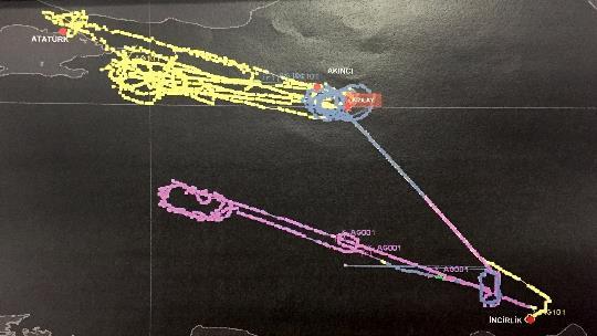 15 Temmuz gecesinin radar izleri