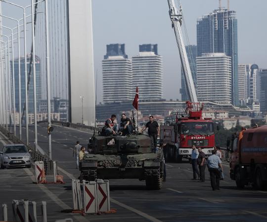 5.21 Köprüler trafiğe açıldı