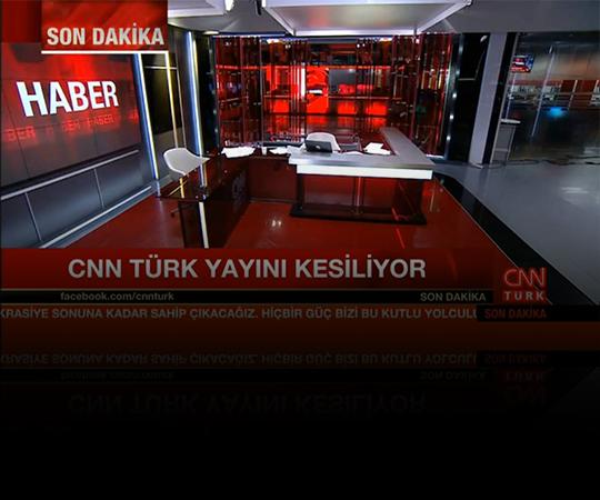 5.6 Erdoğan'ın açıklaması ve CNN'in işgalden kurtarılması