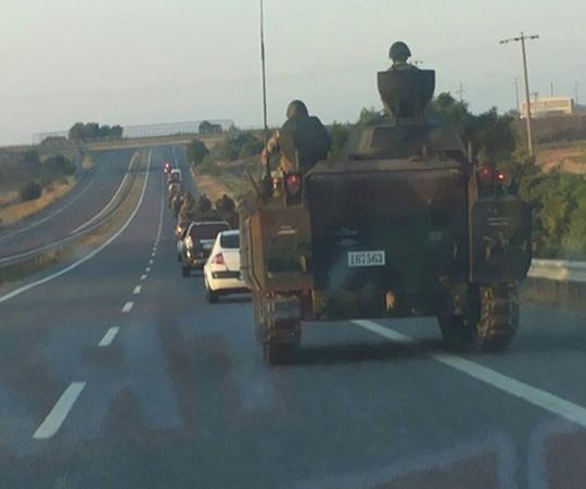 5.13 İstanbul'a zırhlı takviye
