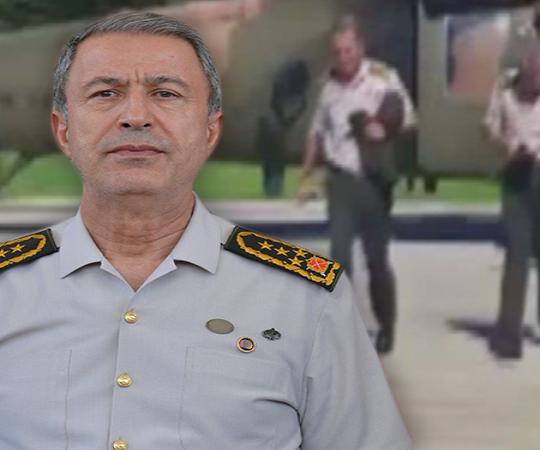 5.14 Operation against putschist soldiers