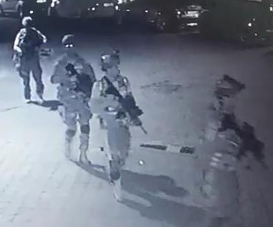 4.9 Assassination team took action