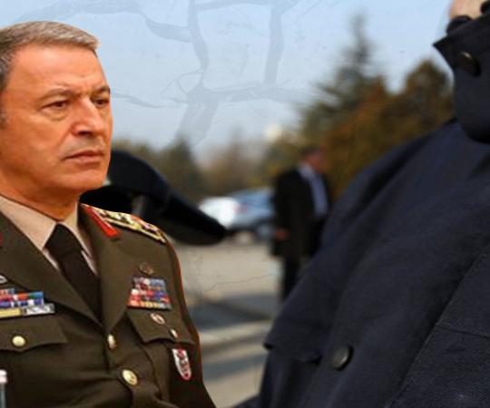1.3 تحرُّك هيئة الأركان التركية وجهاز الاستخبارات