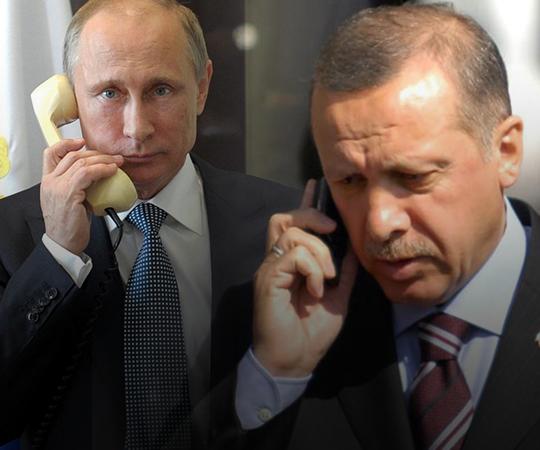 6.39 Erdoğan ve Putin görüştü