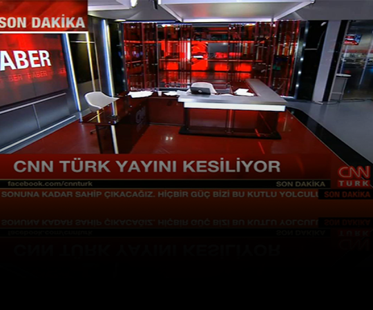 5.6 President Erdoğan's statement and the liberation of CNN Türk from occupation